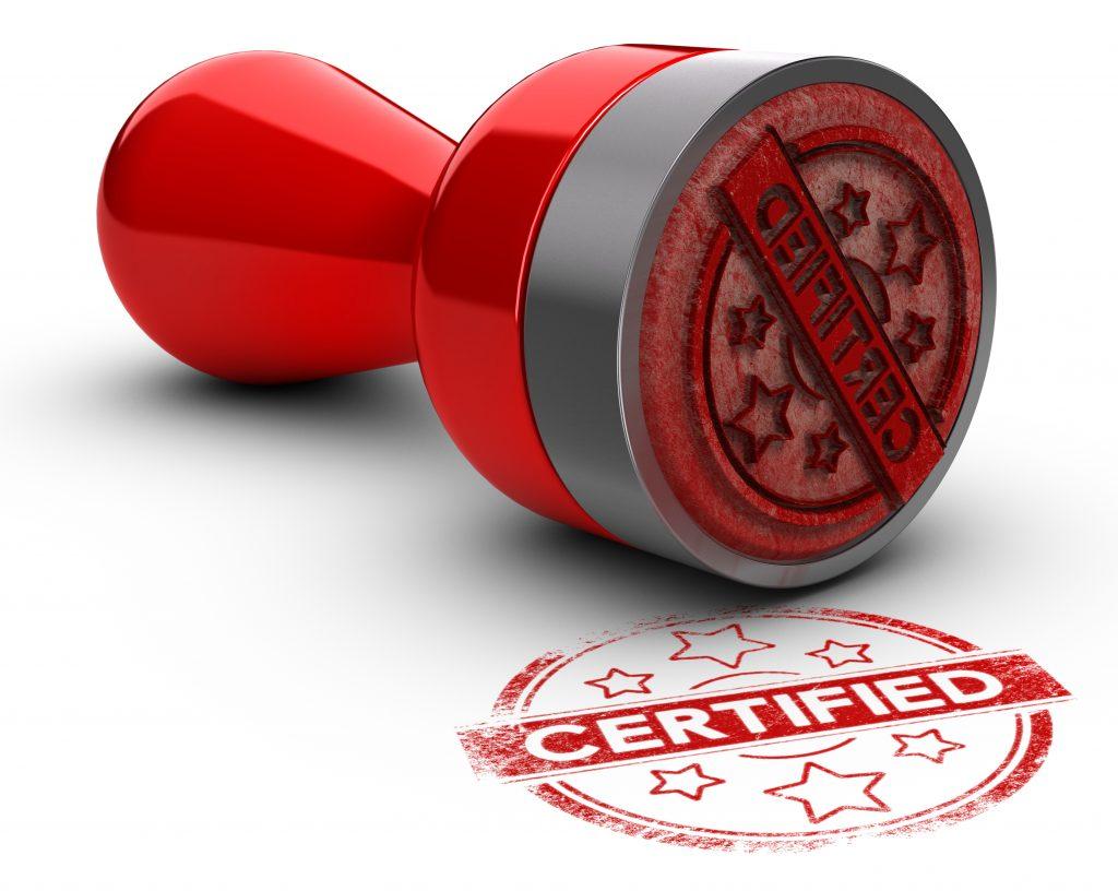 Erster Smartglass Produzent mit IP56 Zertifikat!