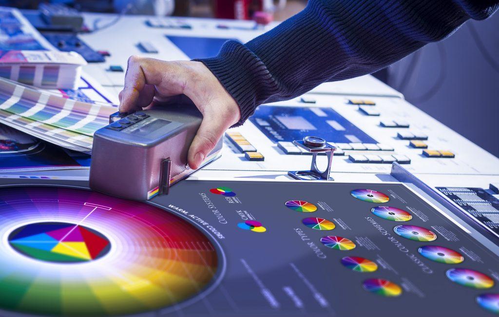 Digital Glass Print