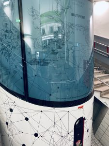Innovation and art – smartfilm in railways!