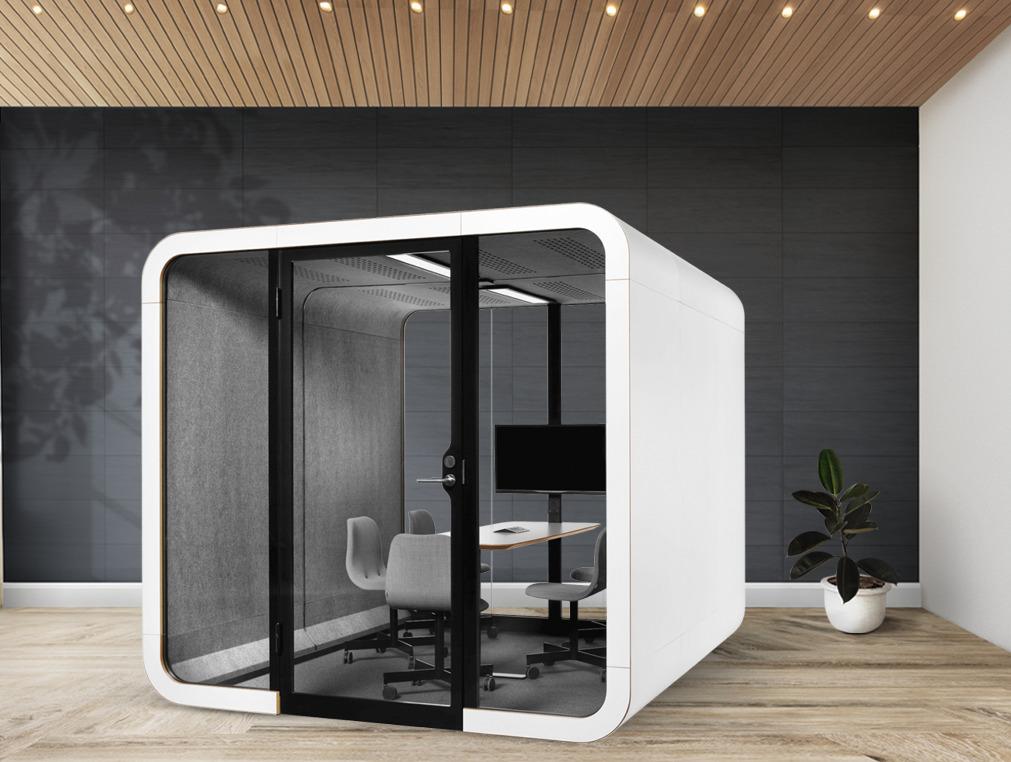 Smart Privacy Pod